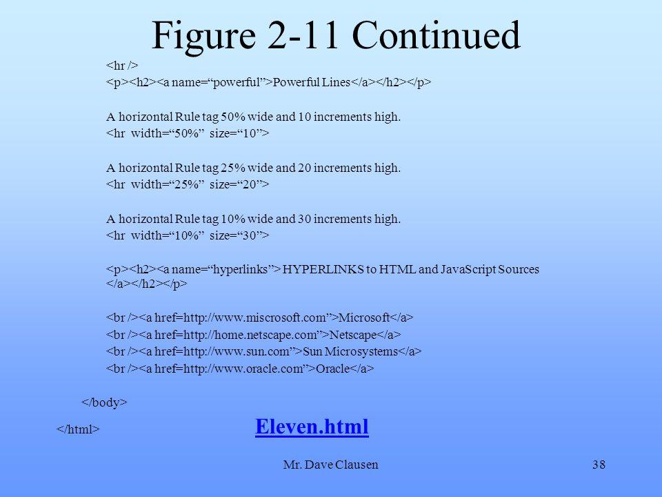 Figure 2-11 Continued <hr />