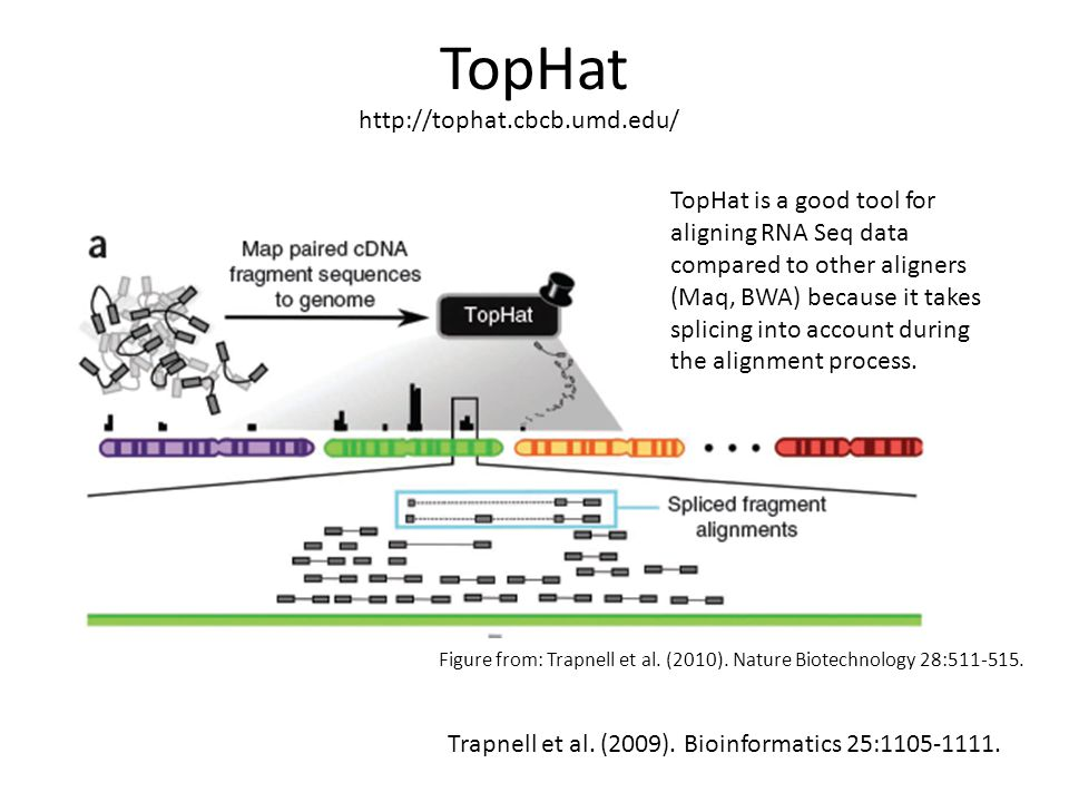 TopHat http://tophat.cbcb.umd.edu/