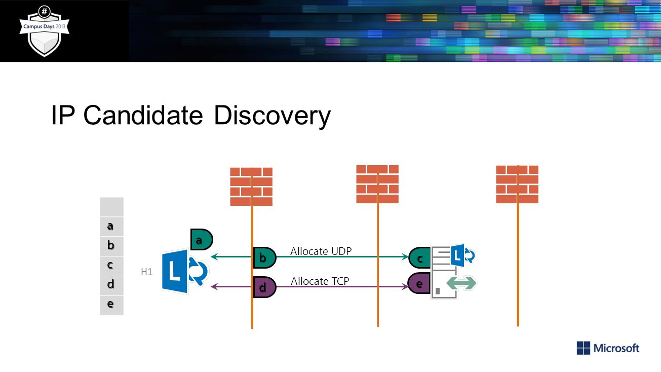 IP Candidate Discovery