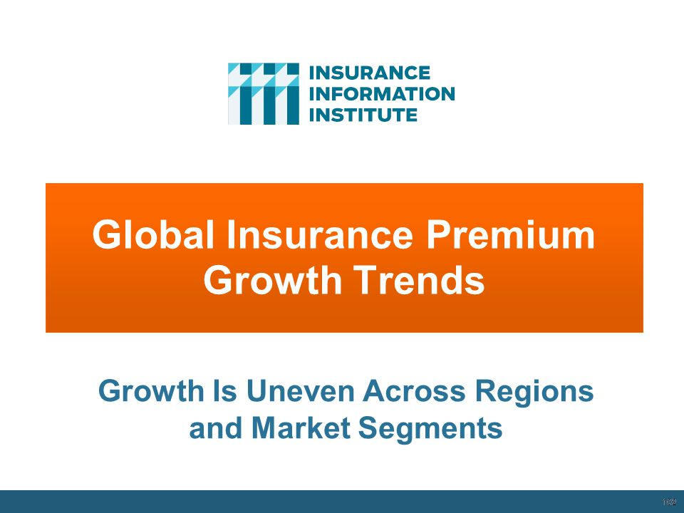 Global Insurance Premium Growth Trends
