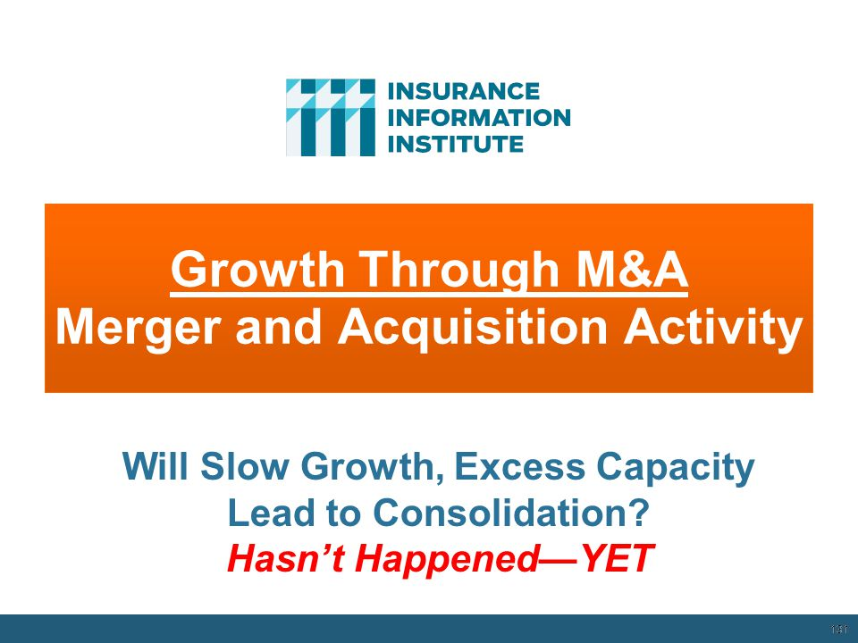 Growth Through M&A Merger and Acquisition Activity
