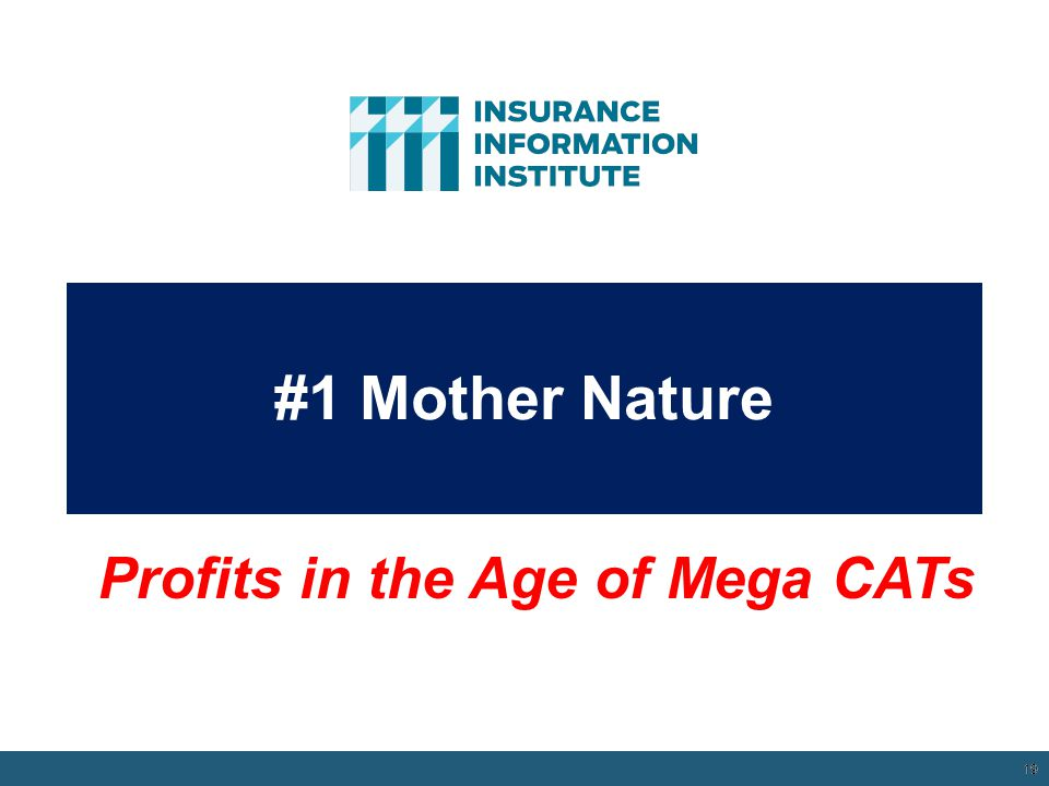 Profits in the Age of Mega CATs