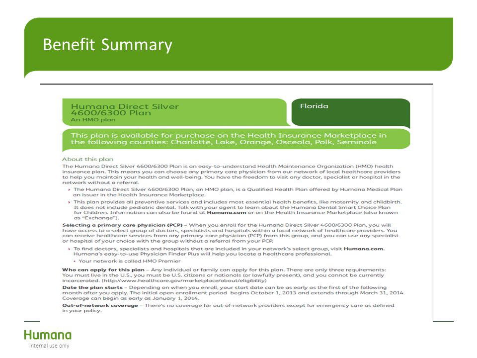 Benefit Summary Bottom of payment page- showing payment method options for recurring monthly payments.