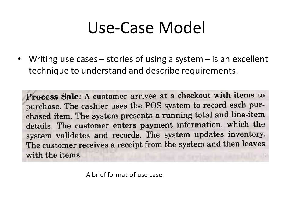 Lecture 5 Use Cases and Style Sheets - ppt video online download
