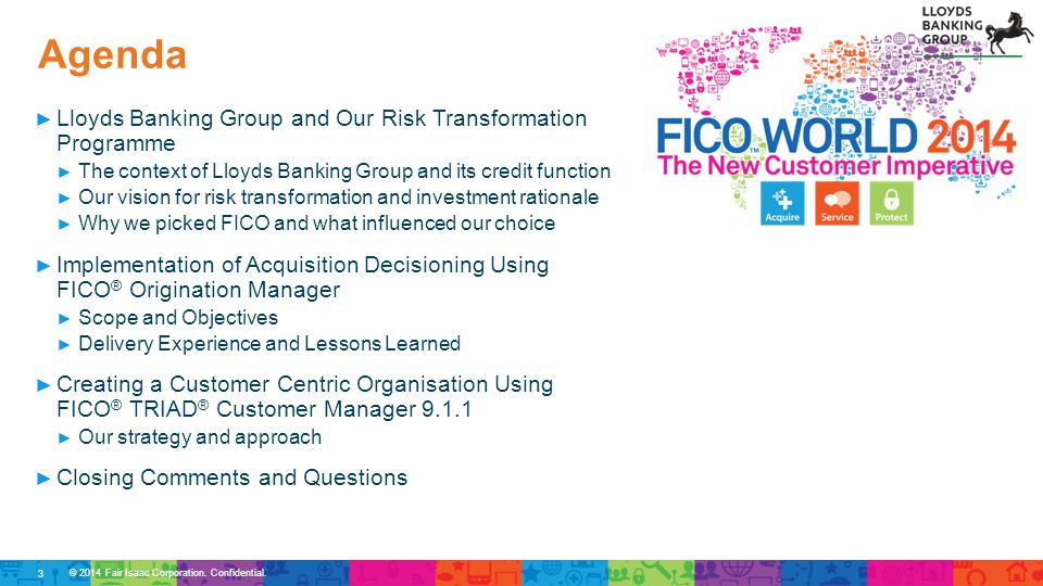 Lloyds Banking Group and Our Risk Transformation Programme
