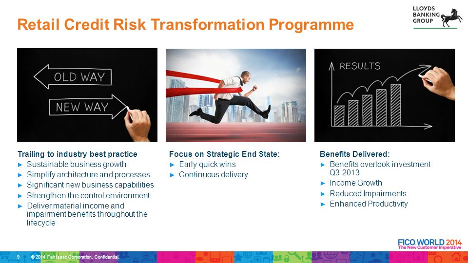Retail Credit Risk Transformation Programme