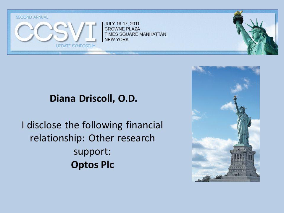 Diana Driscoll, O.D.