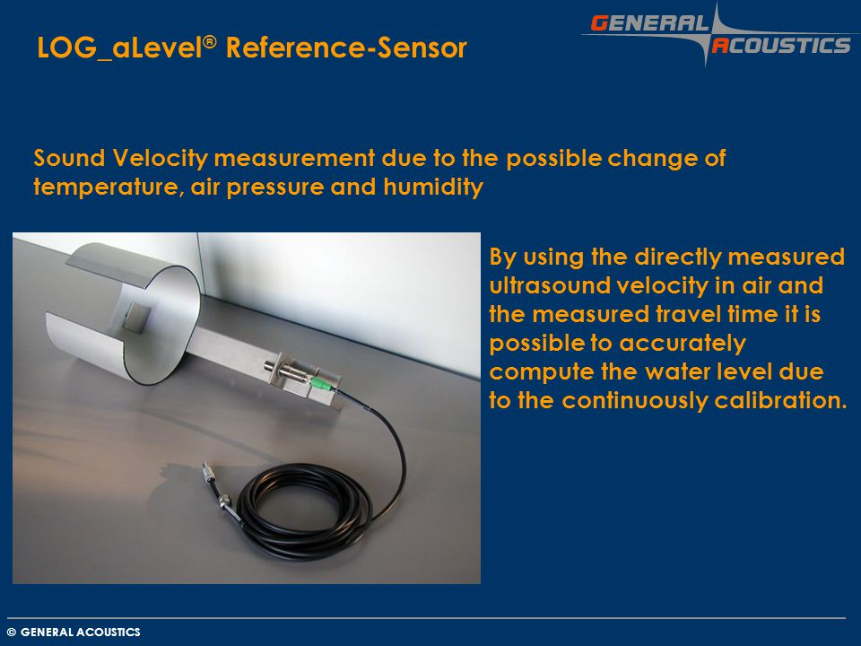 LOG_aLevel® Reference-Sensor