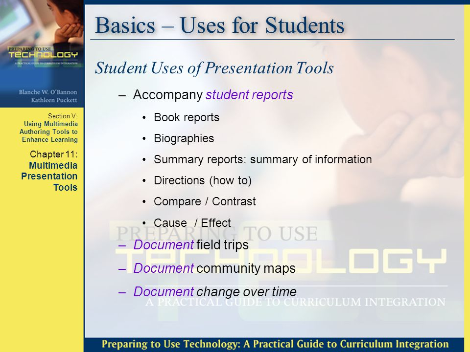 Basics – Uses for Students