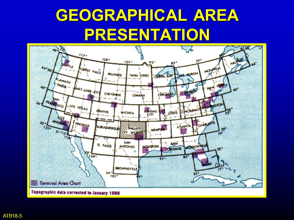 GEOGRAPHICAL AREA PRESENTATION