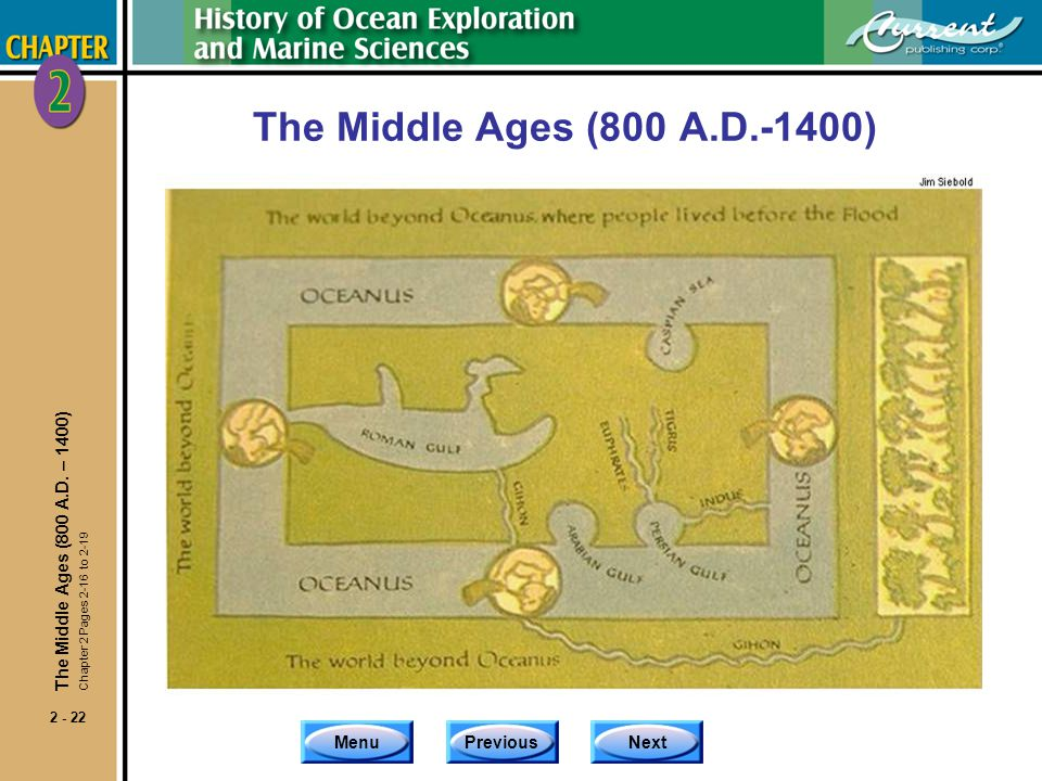The Middle Ages (800 A.D.-1400) The Middle Ages (800 A.D. – 1400)