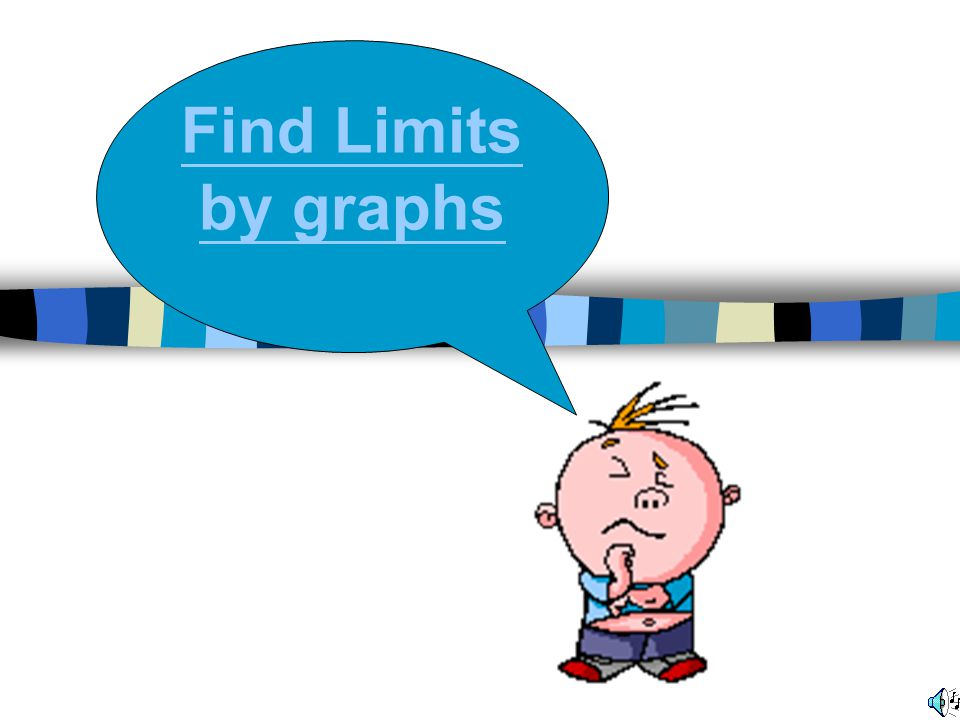 Find Limits by graphs