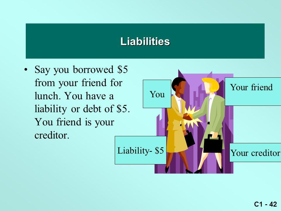 Liability Liabilities