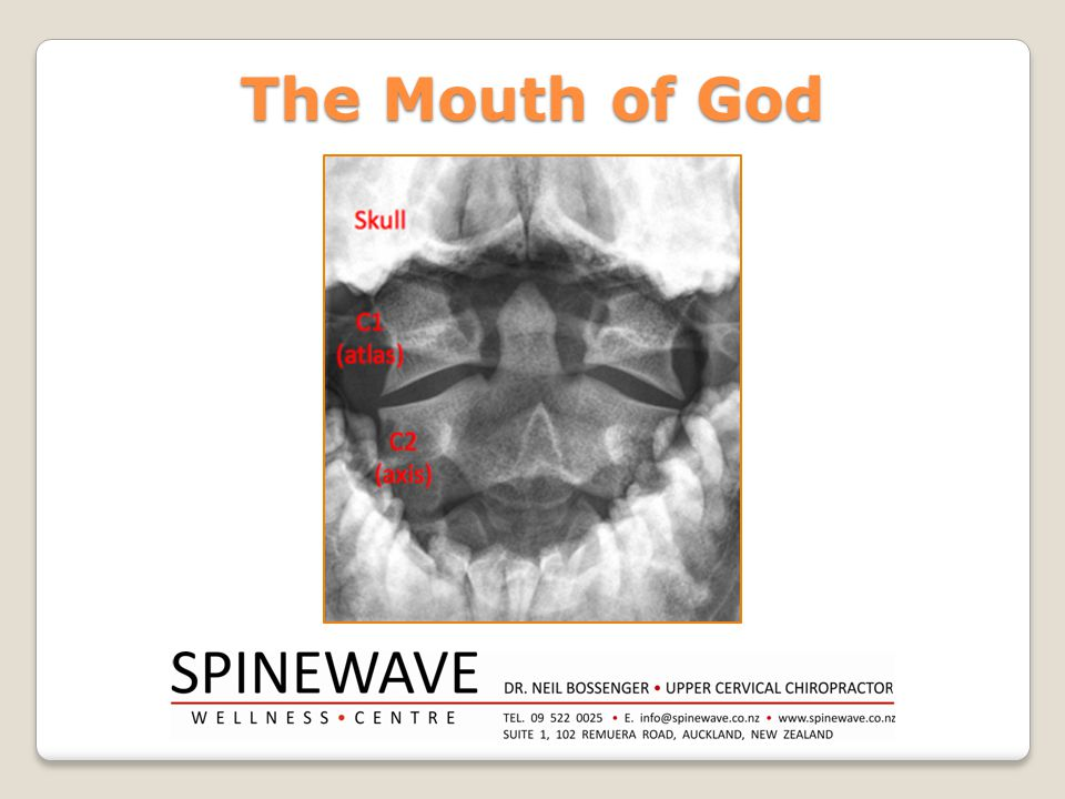 The Mouth of God