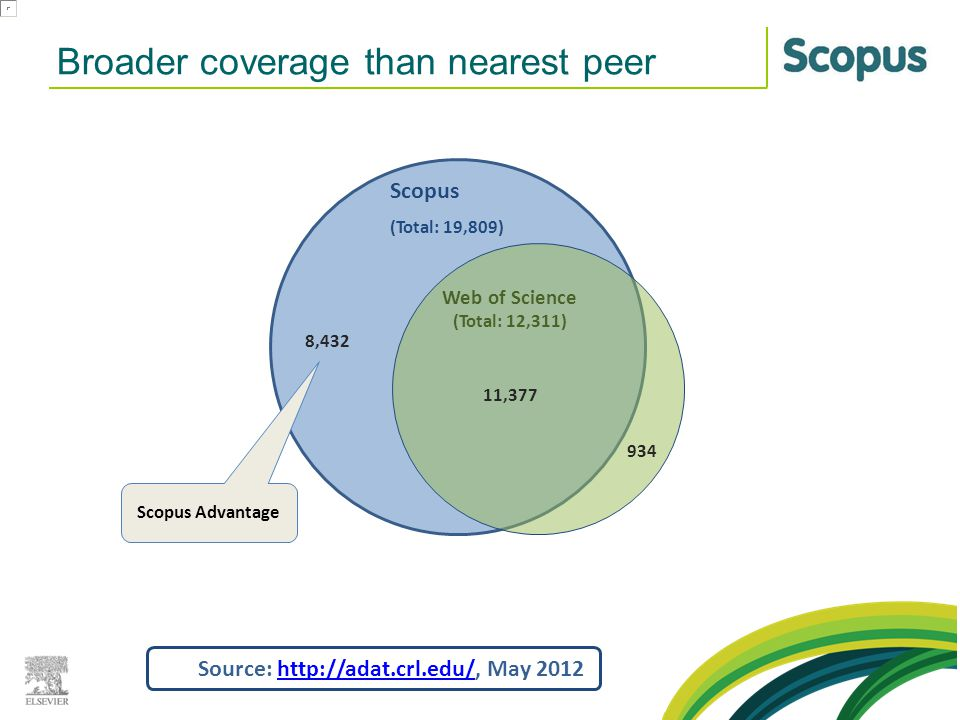 Broader coverage than nearest peer