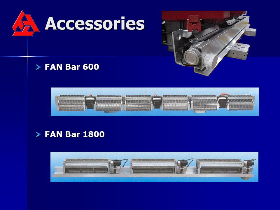 Accessories FAN Bar 600 FAN Bar 1800