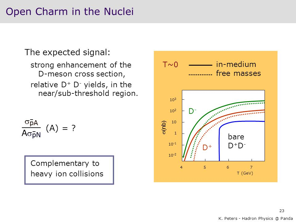Open Charm in the Nuclei