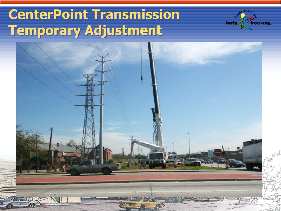 CenterPoint Transmission Temporary Adjustment
