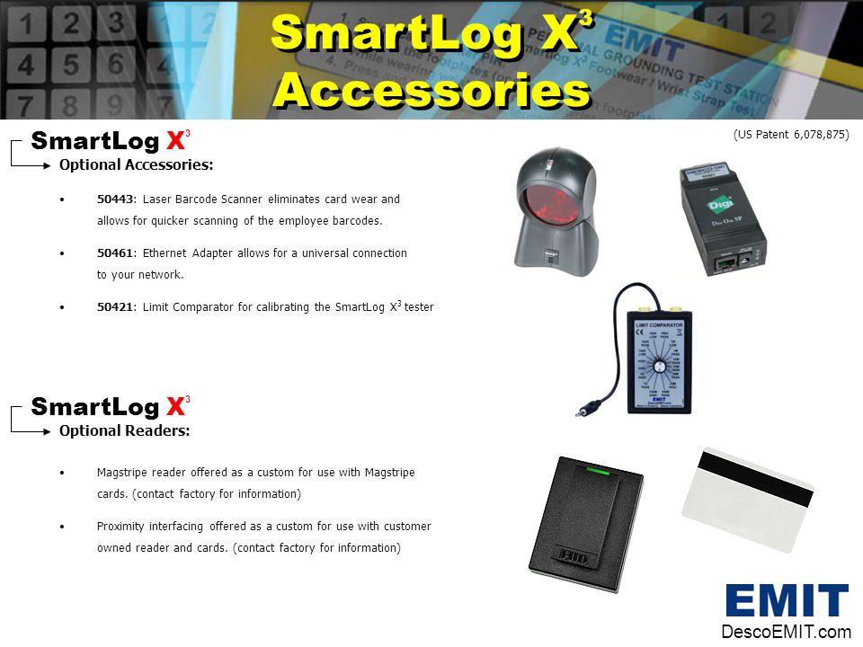 SmartLog X3 Accessories SmartLog X3 SmartLog X3 DescoEMIT.com