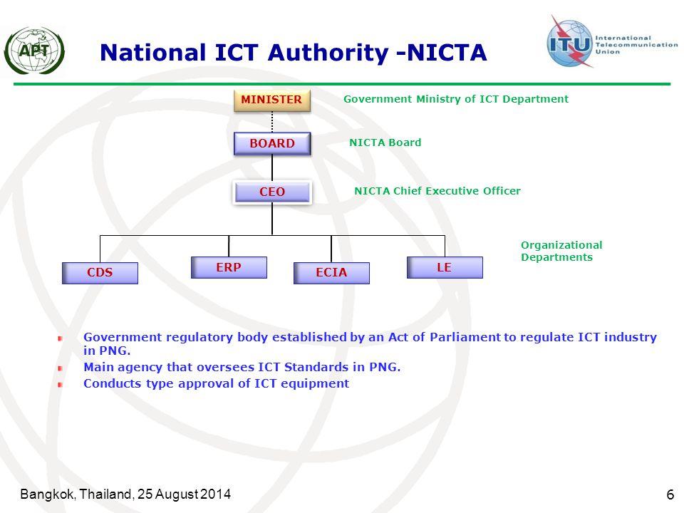 National ICT Authority -NICTA