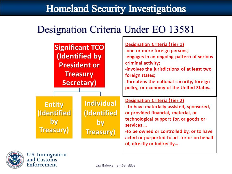 U.S. Immigration and Customs Enforcement (ICE)
