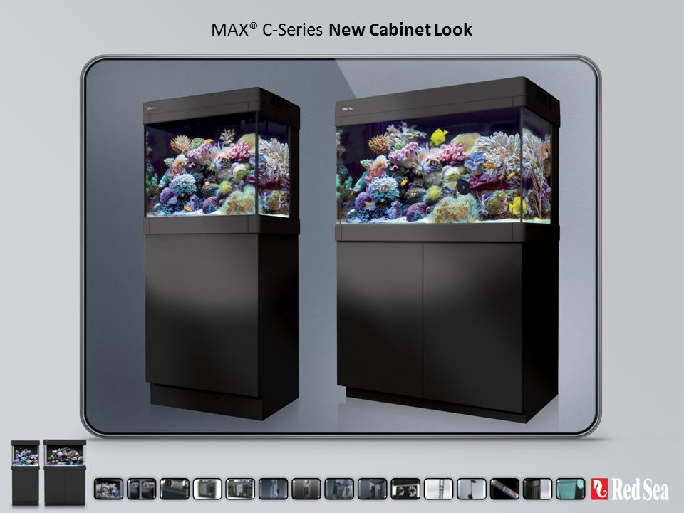 MAX® C-Series New Cabinet Look
