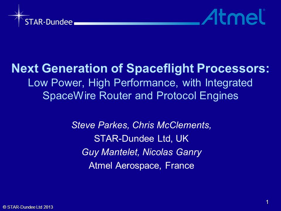Next Generation of Spaceflight Processors: Low Power, High Performance, with Integrated SpaceWire Router and Protocol Engines