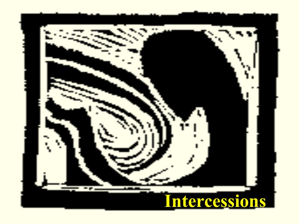Intercessions