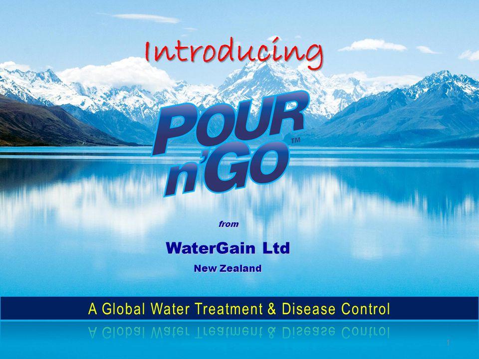 A Global Water Treatment & Disease Control