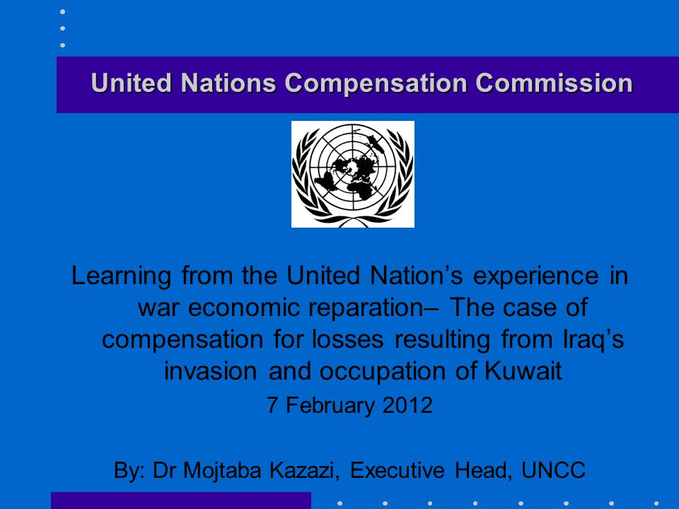 United Nations Compensation Commission
