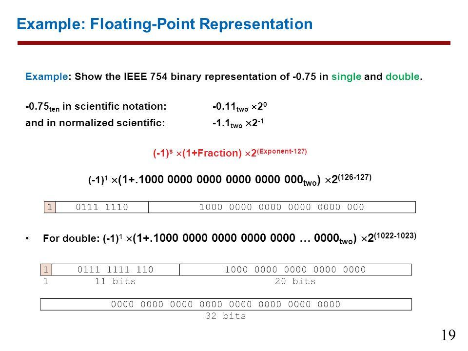 Chapter 2: Data Representation - ppt video online download