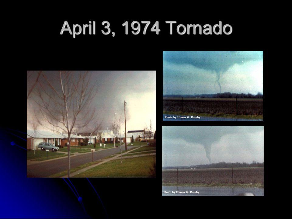 April 3, 1974 Tornado