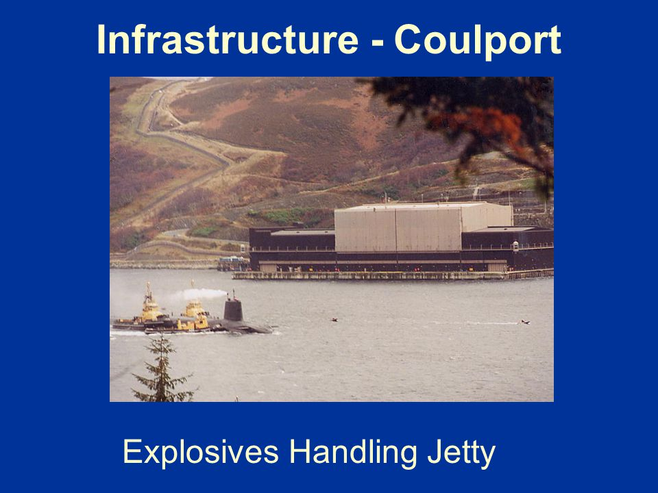 Infrastructure - Coulport