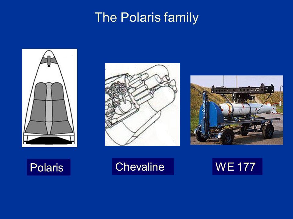 The Polaris family Polaris Chevaline WE 177