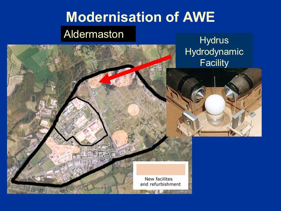 Hydrus Hydrodynamic Facility