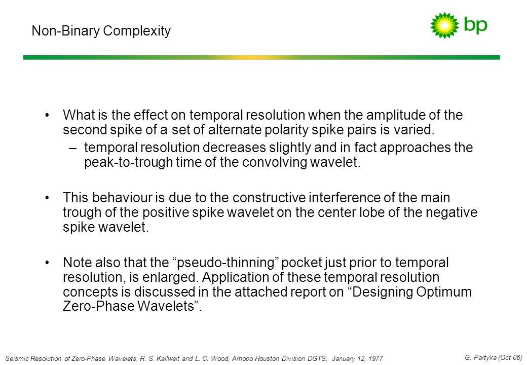 Non-Binary Complexity