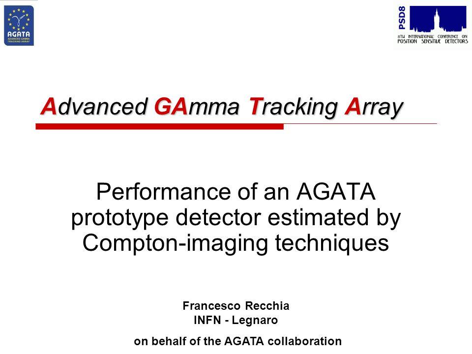Advanced GAmma Tracking Array