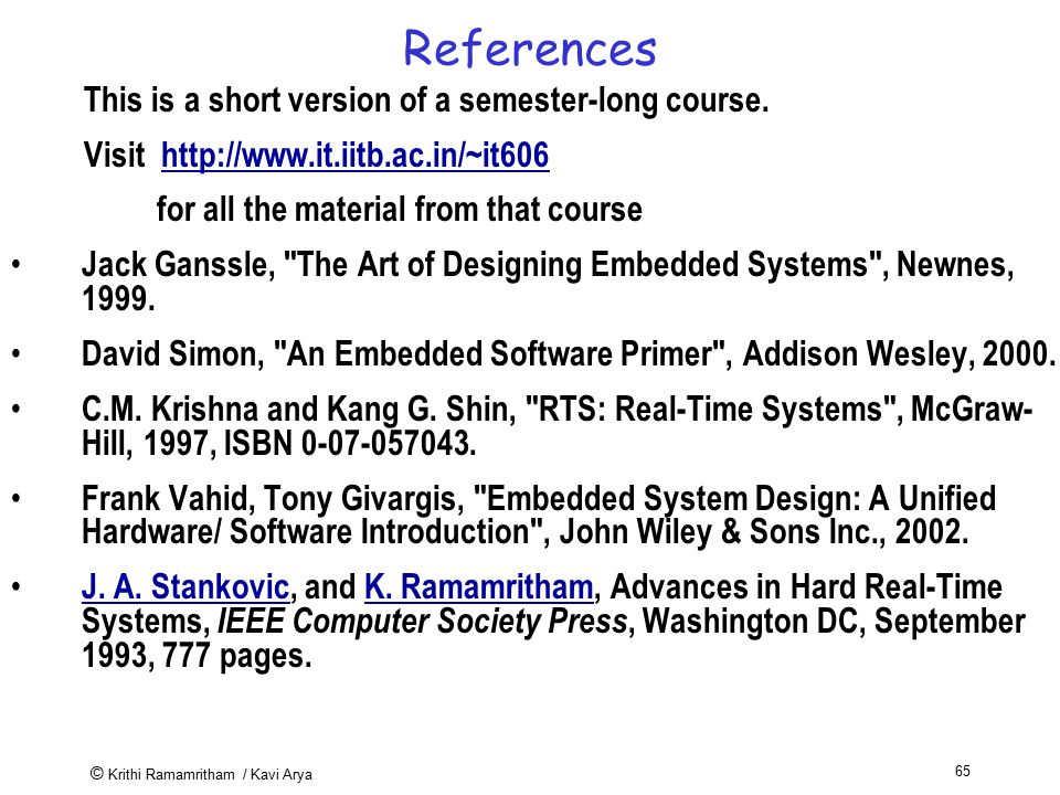 References This is a short version of a semester-long course.