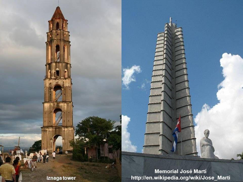 Memorial José Martí http://en.wikipedia.org/wiki/Jose_Marti