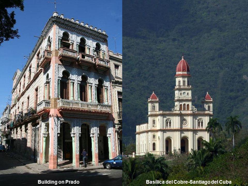 Basílica del Cobre-Santiago del Cuba