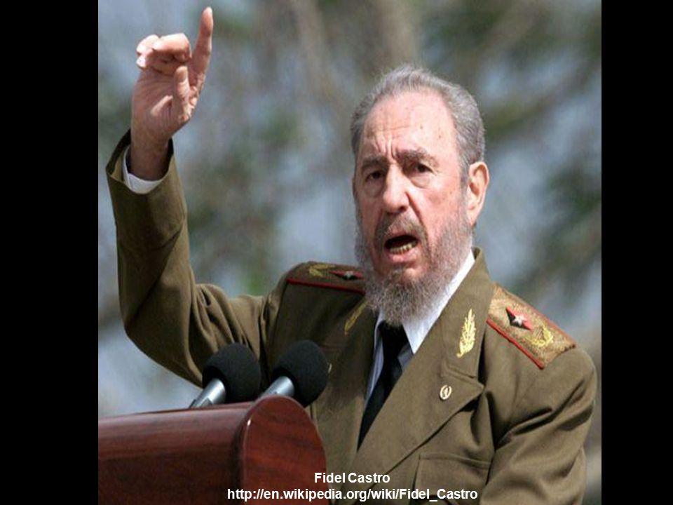 www.vitanoblepowerpoints.net Fidel Castro http://en.wikipedia.org/wiki/Fidel_Castro