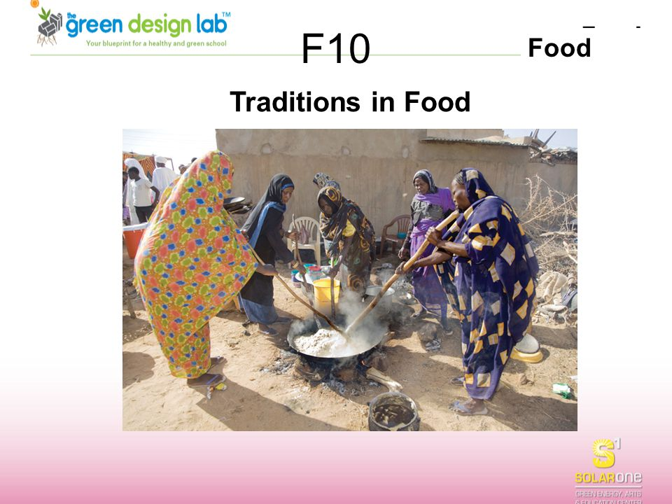 F10 Traditions in Food.