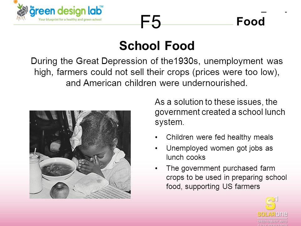 F5 School Food.