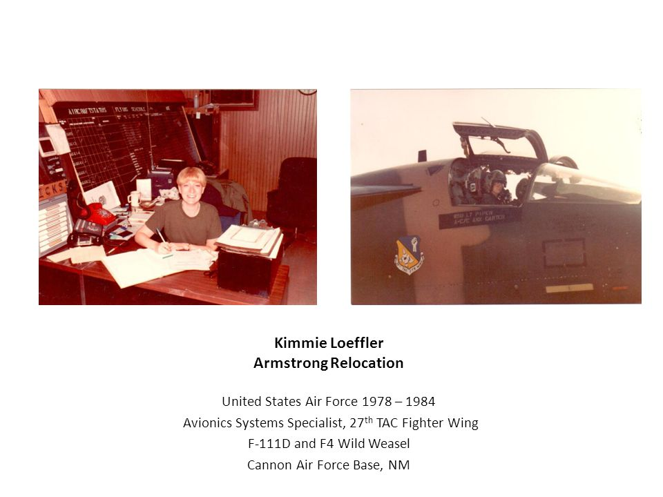 Kimmie Loeffler Armstrong Relocation