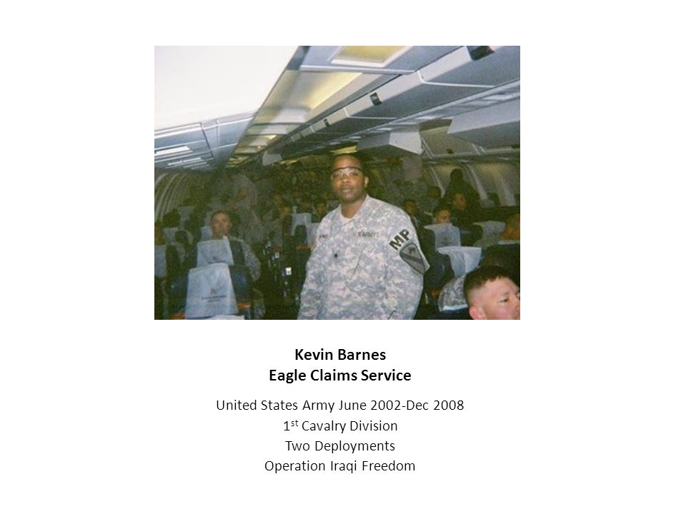 Kevin Barnes Eagle Claims Service