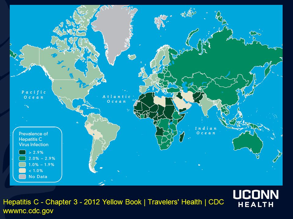Hepatitis C - Chapter 3 - 2012 Yellow Book | Travelers Health | CDC