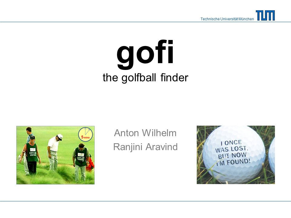 gofi the golfball finder
