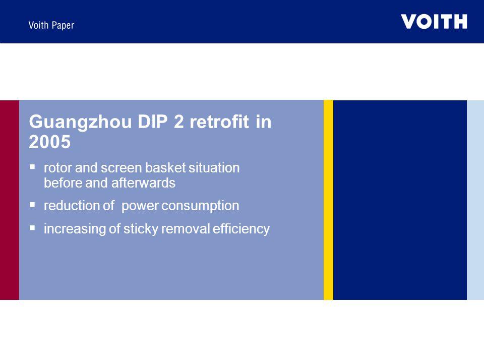 Guangzhou DIP 2 retrofit in 2005