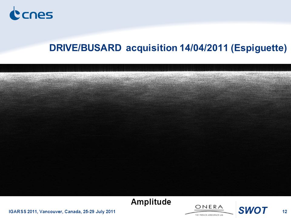DRIVE/BUSARD acquisition 14/04/2011 (Espiguette)
