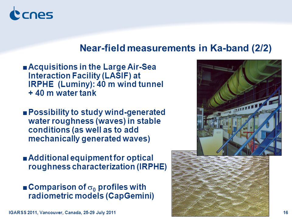 Near-field measurements in Ka-band (2/2)